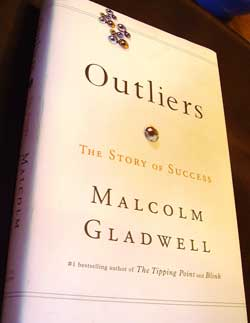 Outliers by Malcom Caldwell