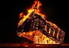 Playing On The Freeway : Burning Man and Nero – Signs Of The Times?