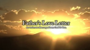 Your Father's Letter: Intimate Message From God To You